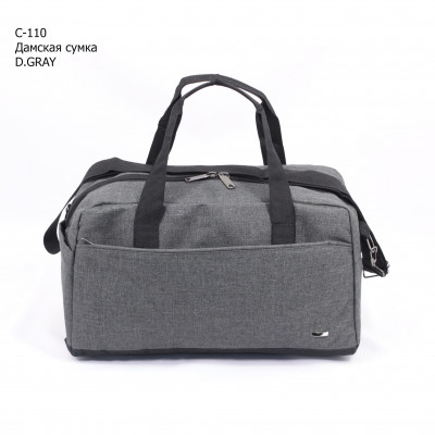 С-110 Дамская сумка D.GRAY