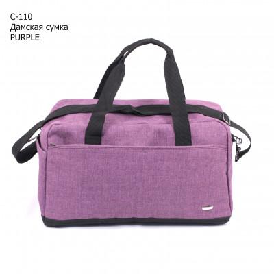 С-110 Дамская сумка PURPLE