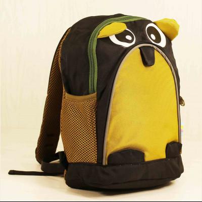Детские Дошкольные рюкзаки Milaiduo 0609 BLACK_BROWN