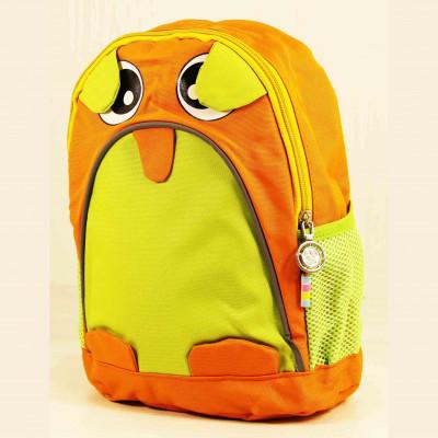 Детские Дошкольные рюкзаки Milaiduo 0609 ORANGE_GREEN
