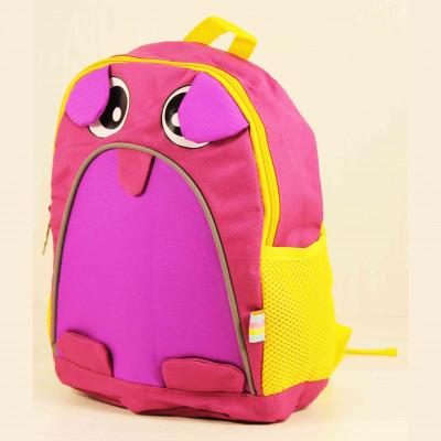 Детские Дошкольные рюкзаки Milaiduo 0609 PINK_PURPLE