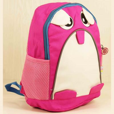 Детские Дошкольные рюкзаки Milaiduo 0609 PINK_WHITE