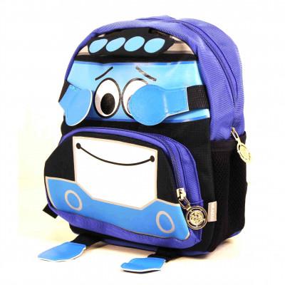 Детские Дошкольные рюкзаки Milaiduo 066 Blue_Black