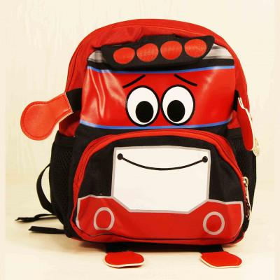 Детские Дошкольные рюкзаки Milaiduo 066 Red_Black