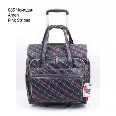 085  Pink Stripes