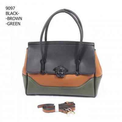 9097 BLACK-BROWN-GREEN