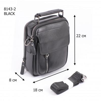 Мужская сумка BWS 8143-2 BLACK