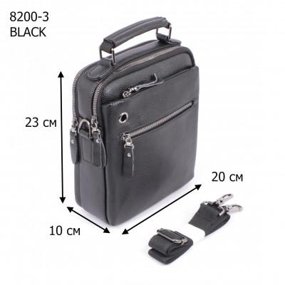 Мужская сумка BWS 8200-3 BLACK