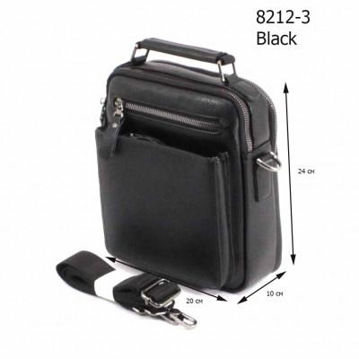 Мужская сумка BWS 8212-3 BLACK