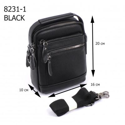 Мужская сумка BWS 8231-1 BLACK