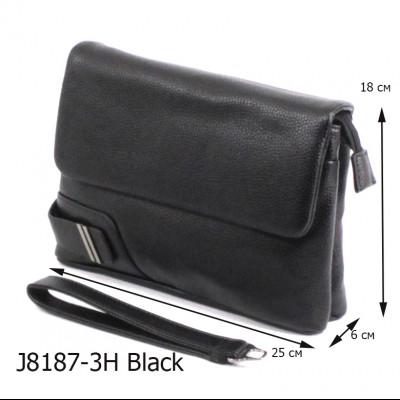 Мужская сумка BWS J8187-3H BLACK