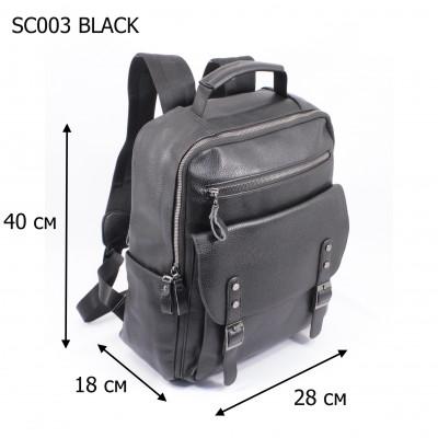 Мужская сумка BWS SC003 BLACK