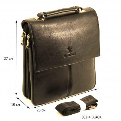 Мужская сумка Bradford 382-4 Black