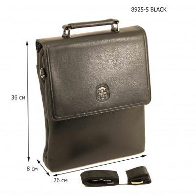 Мужская сумка Bradford 8925-5 Black