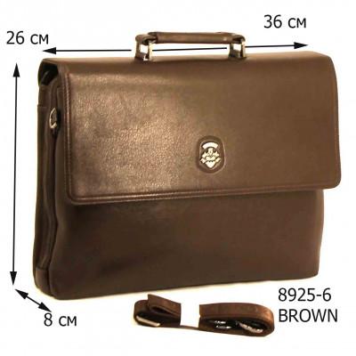 Мужская сумка Bradford 8925-6 BROWN
