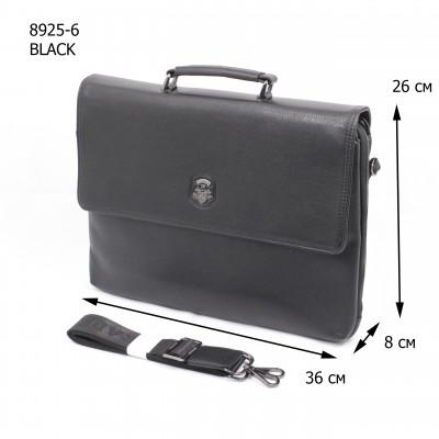 Мужская сумка Bradford 8925-6 BLACK