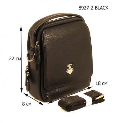 Мужская сумка Bradford 8927-2 Black