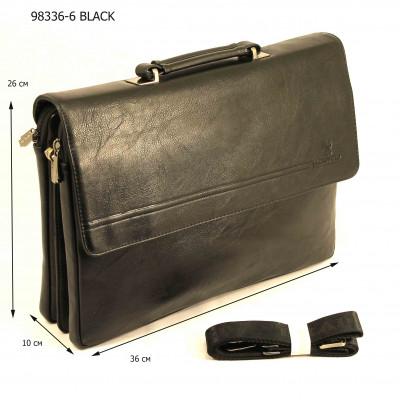 Мужская сумка Bradford 98336-6 Black