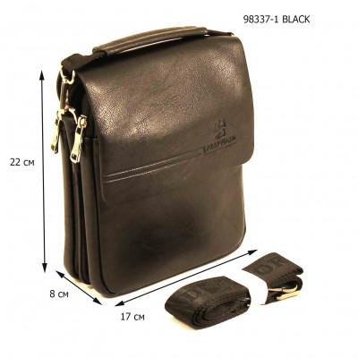Мужская сумка Bradford 98337-1 Black