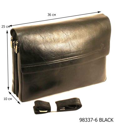 Мужская сумка Bradford 98337-6 Black