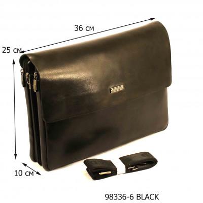 Мужская сумка Bradford 98338-6 Black