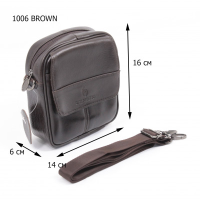 CANTLOR 1006 BROWN