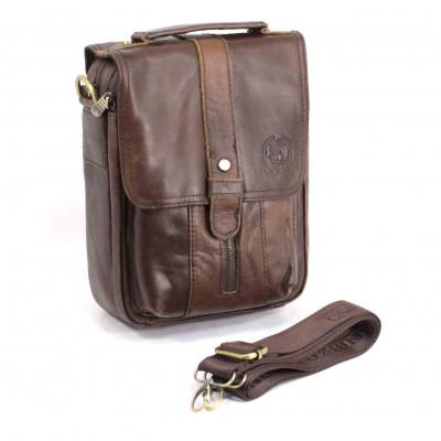 Мужская сумка FUZHINIAO_146 BROWN