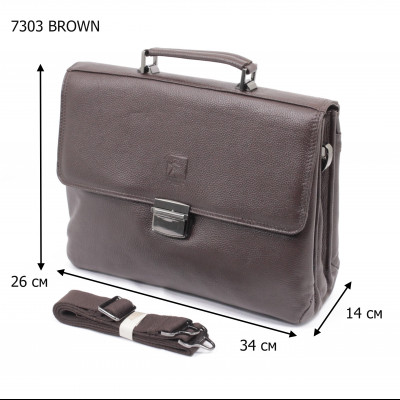 FUZHINIAO 7303 BROWN
