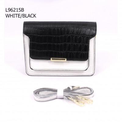 L.Dannisi L96215B WHITE/BLACK
