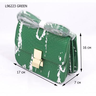L.Dannisi L96223 GREEN