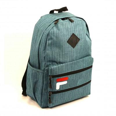 Рюкзаки Melange_18-14 Turquoise