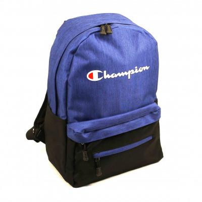 Рюкзаки Melange_5828 BLUE_BLACK