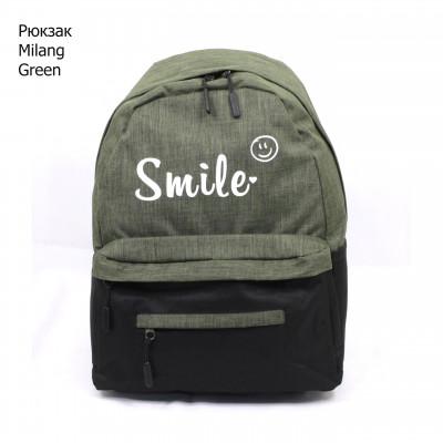 MILANG  SMAILE-2 Green/BLACK