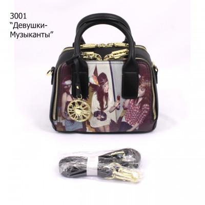 """MILASHIDAI 3001 """"Девушки музыканты"""""""